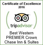 We're #1 on Tripadvisor